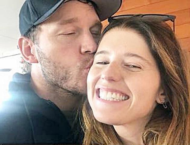 克里斯·帕拉特与阿诺德·施瓦辛格女儿正式公开恋情
