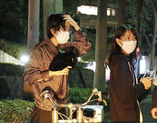 户田惠梨香与成田凌去年被拍到约会