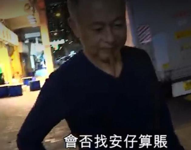 杜琪峰回应曾称要教训许志安:不要在伤口上撒盐