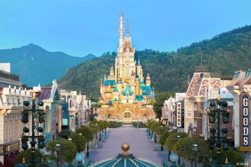 香港迪士尼9月25日重新开放 谨慎防疫每周开放5天