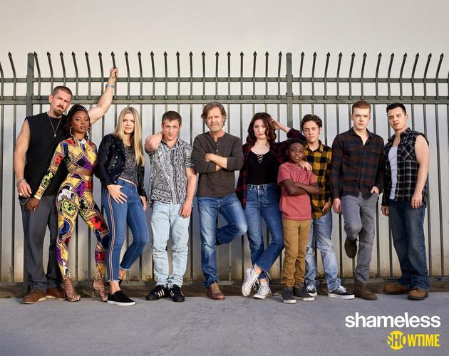 美剧《无耻之徒》第十季11月回归 全员宣传照出炉