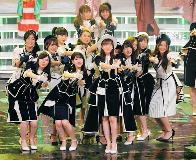 AKB48无缘红白歌会 NHK:这是综合考虑后的结果