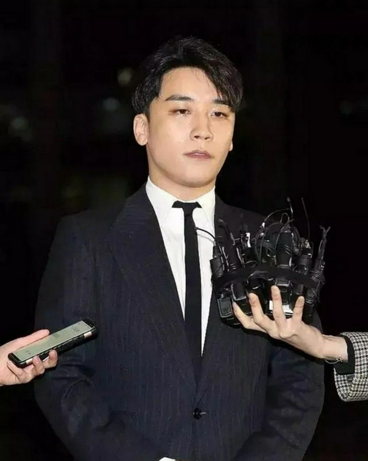 Bigbang胜利退役延迟 正在军队教导所等待二审