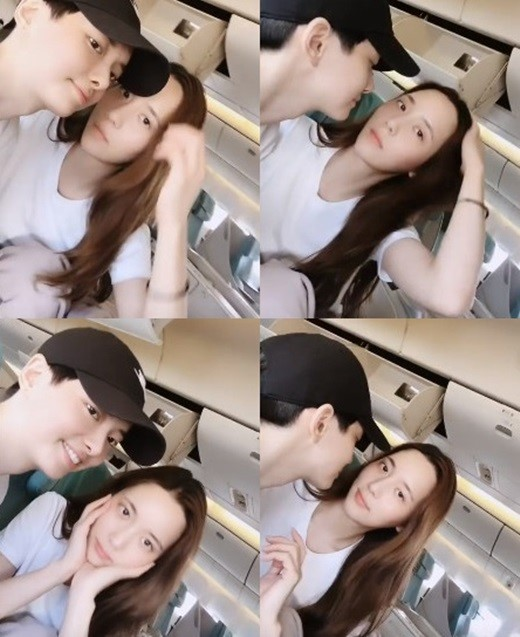 韩瑞熙与女友