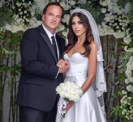 昆汀和妻子