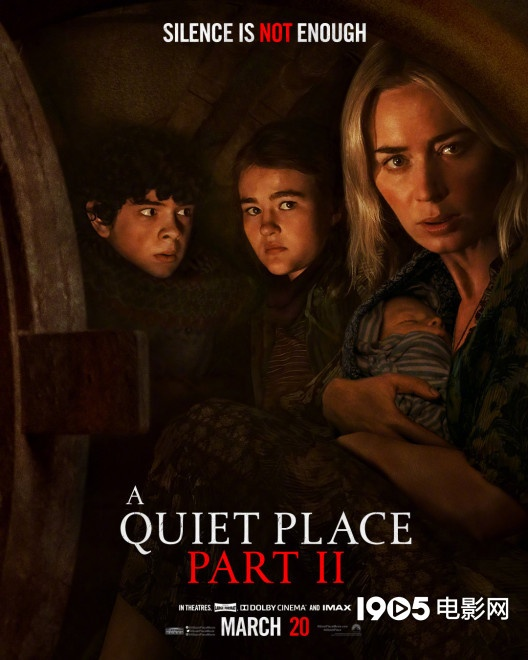 《寂静之地2》欧洲公映日期推迟新档期尚未公布
