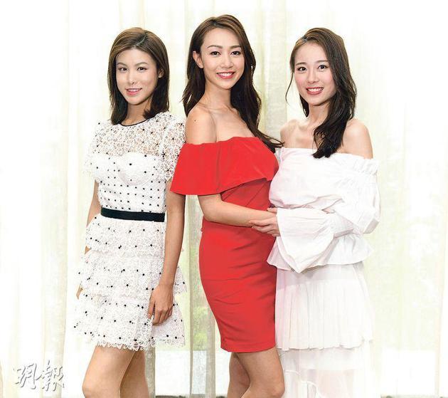《2019香港小姐竞选》曲终人散,冠军黄嘉雯、亚军王菲及季军古佩玲亦顺理成章开始踏入星途