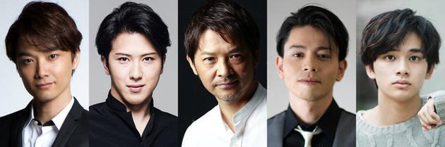 稀奇剧《半泽直树年祝贺 Episode 0》演员,左首井上芳雄、尾上松也、绪形直人、吉泽悠、北村匠海