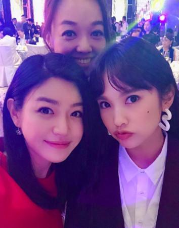 杨丞琳和陈妍希
