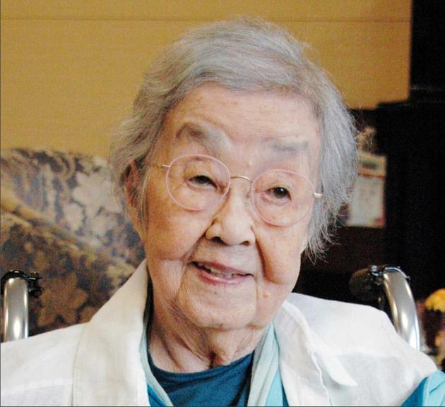 出演《阿信》的女星大路三千绪去世 享年100岁