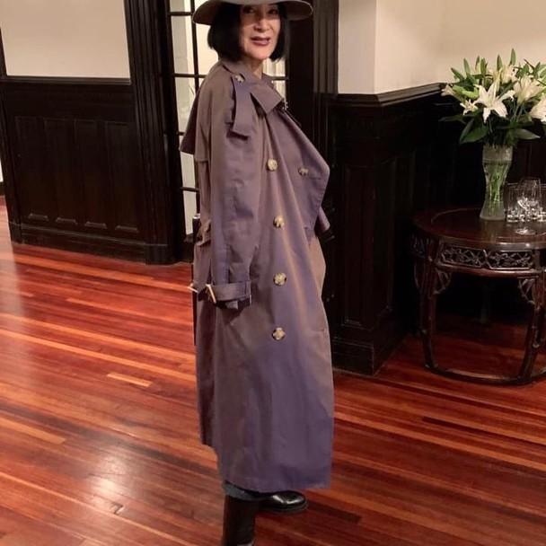 刘娟娟早年居于上海。