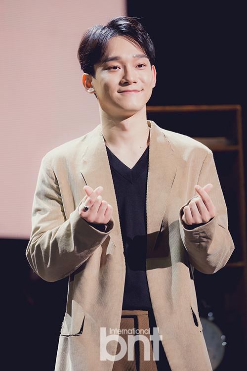 EXO成员CHEN公布结婚后继续事业 不惧争议发新曲