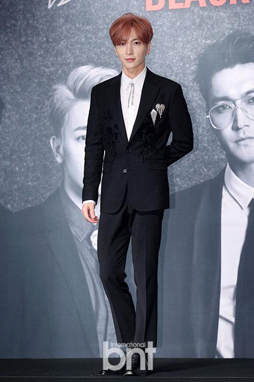 Super Junior利特第五次指责社交账号被黑客攻击 再次请求停止