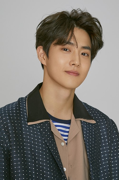 EXO成員SUHO