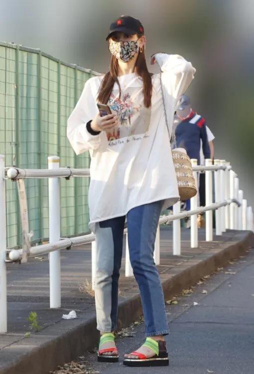 日媒曝出知念侑李恋情 对象为22岁日德混血模特