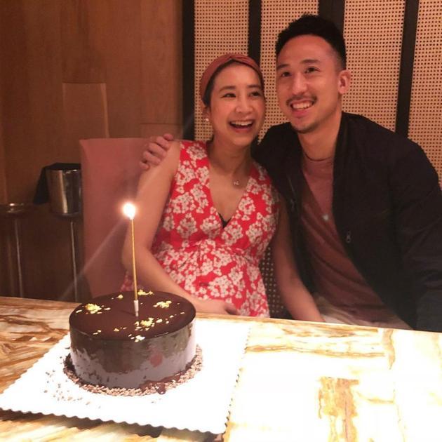 吴雨霏和老公