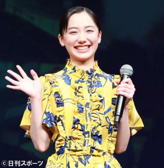 芦田爱菜参加动画电影完成见面会 谈真正的朋友
