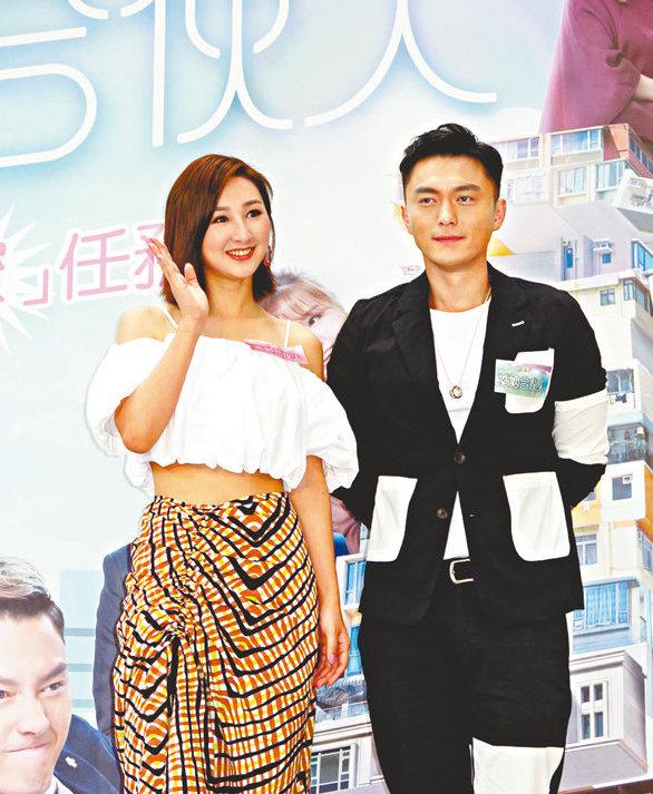 高海宁与杨明继续合作拍新剧。