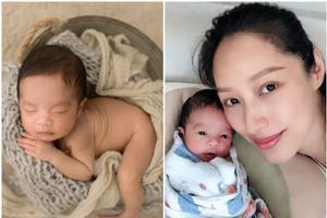 蒋怡平安产下第二胎。
