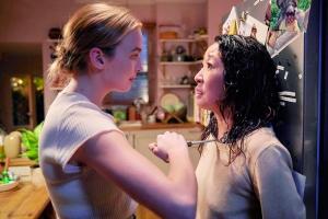 吴珊卓在《杀死伊芙》中担当女主角