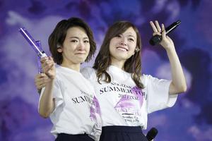 左首生驹里奈、白石麻衣参添2017年东京巨蛋乃木坂46演唱会