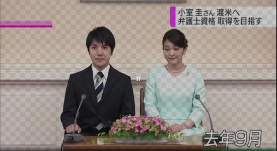 日本真子公主婚期推迟举行