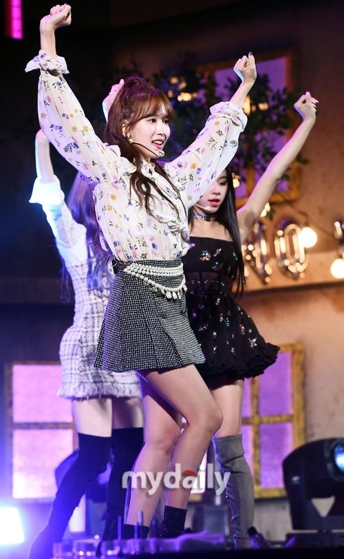 TWICE成员Mina