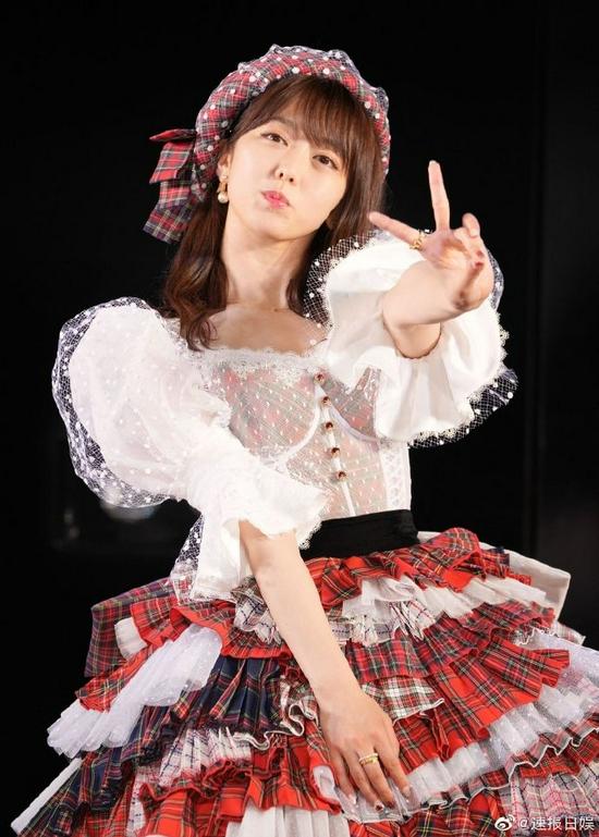 前AKB48成员峯岸南