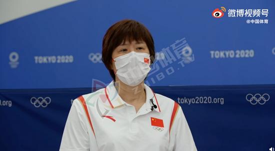 """郎平称奥运会结果出乎意料 坦言还是""""包袱太重"""""""