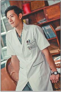 """""""岩男郎""""张峻宁:我要做演员 不想当明星"""