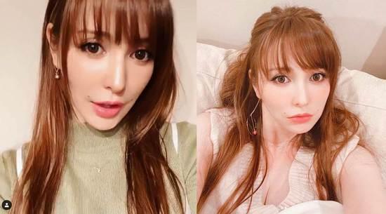 日本女模藤井莉娜自曝怀孕当小三 晒照分享近况