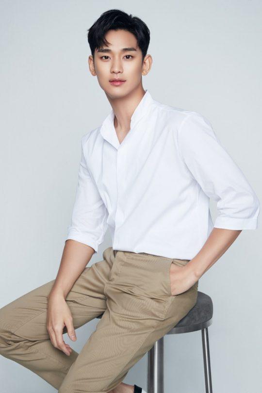 金秀賢選定tvN新劇《雖是精神病患者但沒關系》回歸熒屏