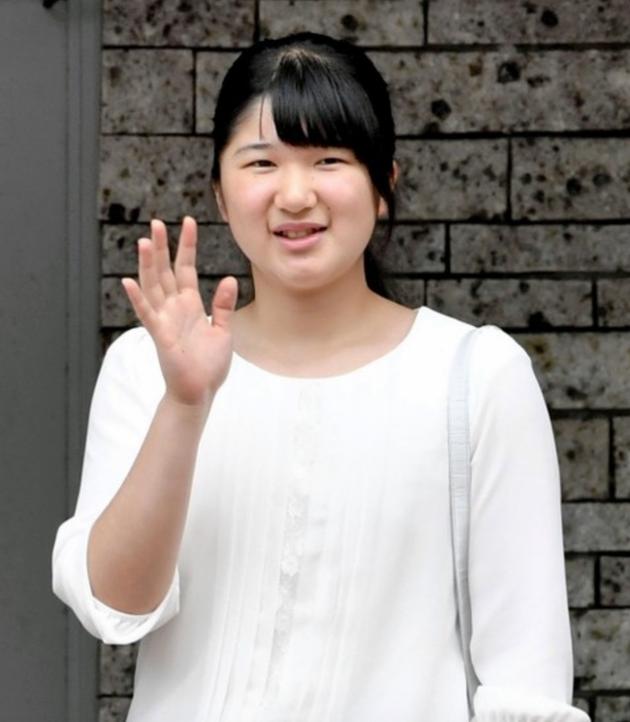 爱子公主拟暑假前往英国游学 首次独自出远门