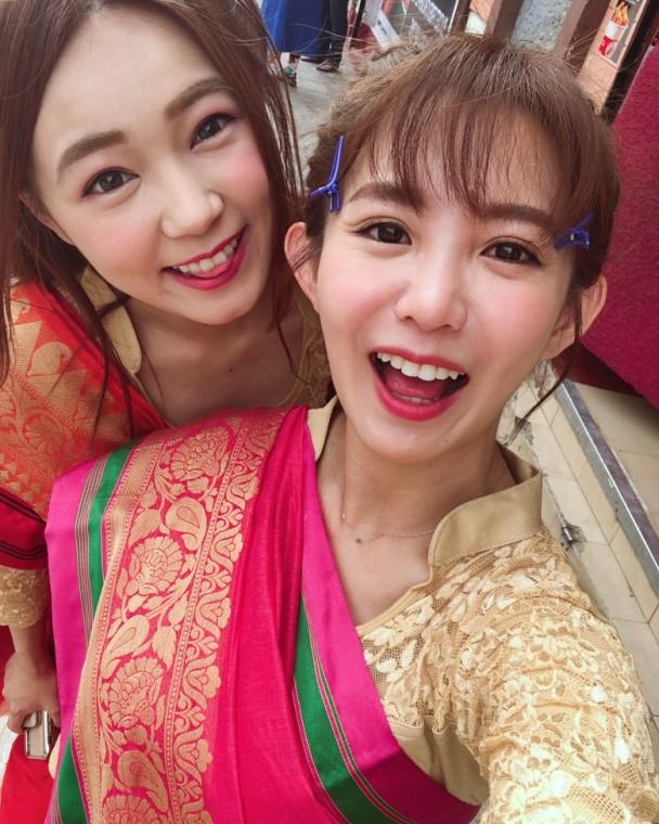 郭书瑶和詹子晴