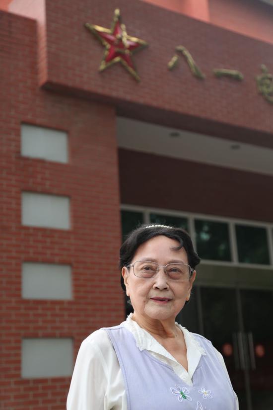 八一厂原厂长、电影外演艺术家王晓棠