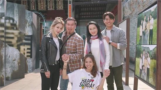 《香港爱情故事》得奖 监制:观众看得到我们心思