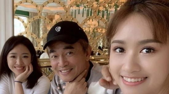 吴宗宪和两个女儿
