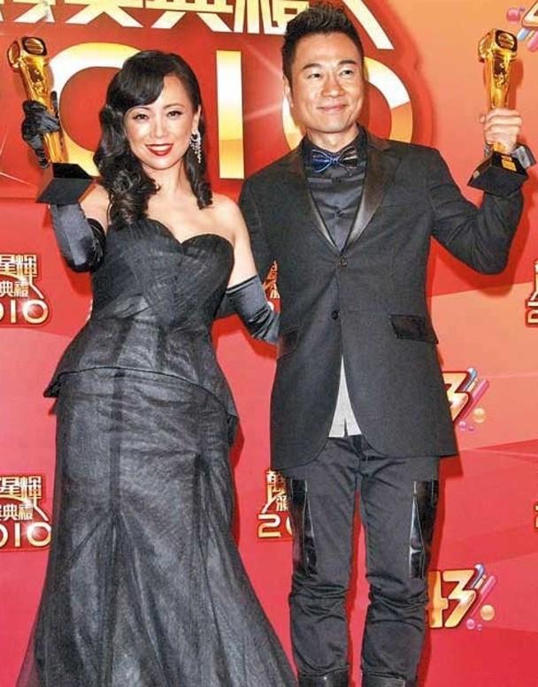 时隔7年关系破冰!邓萃雯重返TVB拍《巾帼枭雄4》