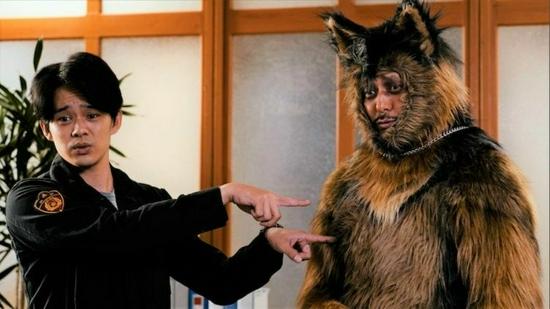小田切让演警犬