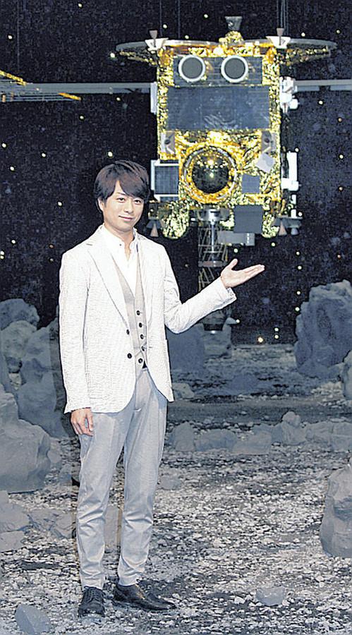 樱井翔担任NHK特别节目《宇宙奇观》第一弹旁白