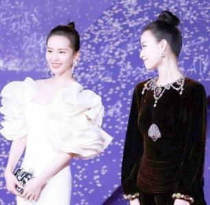 《流金岁月》新版,刘诗诗和倪妮饰演一对挚友。