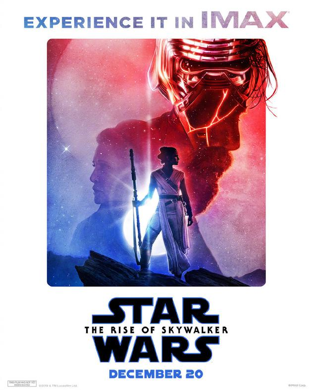 《星球大战9》海报