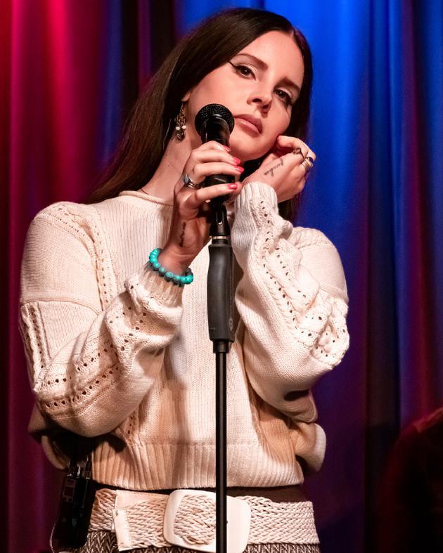 Lana Del Rey宣布9月5日将发走新专辑