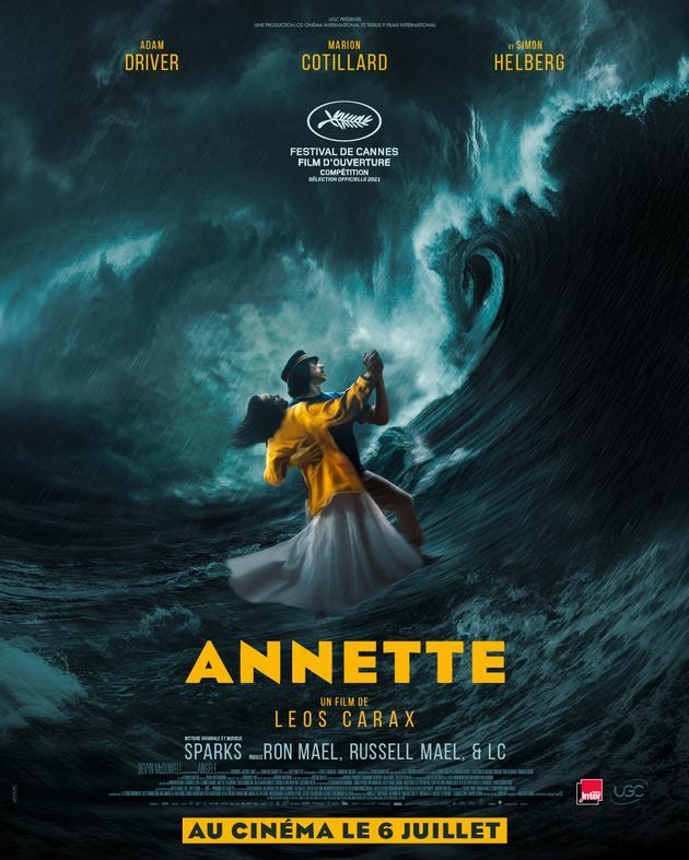 《安妮特》海报