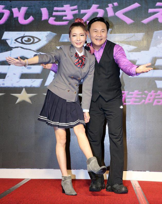Makiyo喊话罗志祥来上节目 呼吁大家给小猪机会
