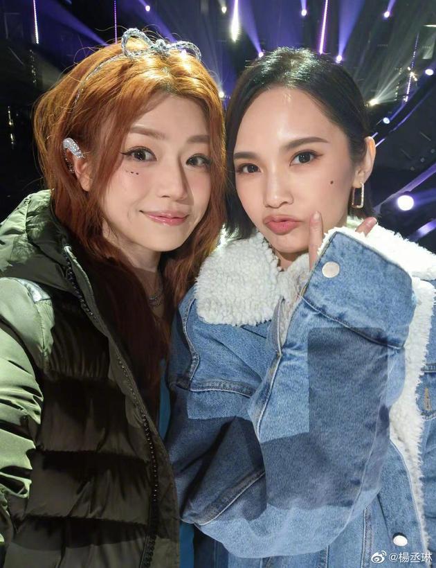 《浪姐2》陈妍希遭淘汰 杨丞琳安慰:爱你一如既往