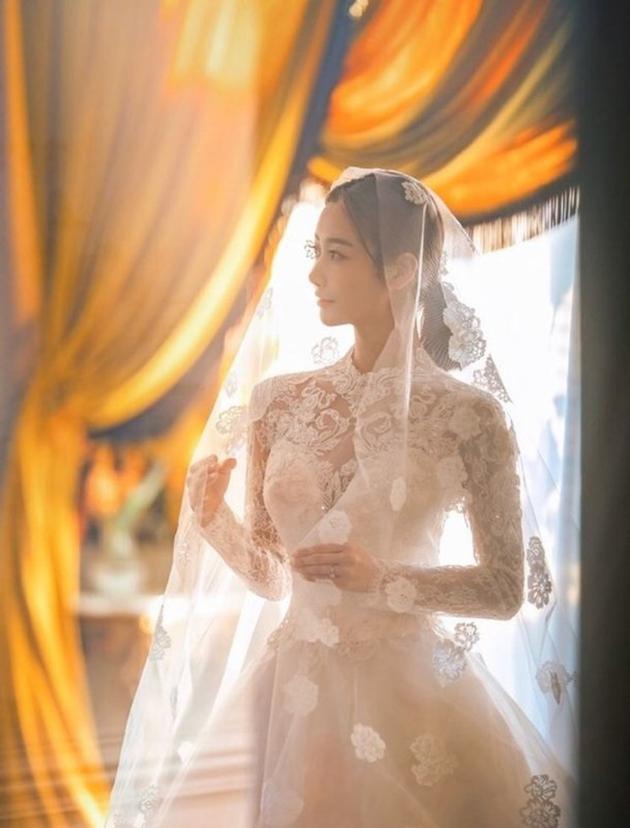 金美宣布结婚喜事