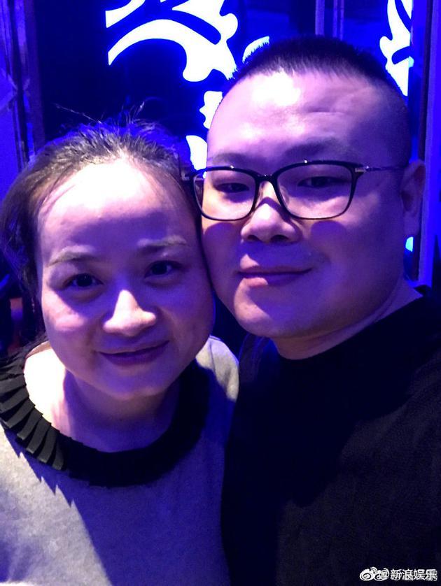 岳云鹏与老婆郑敏