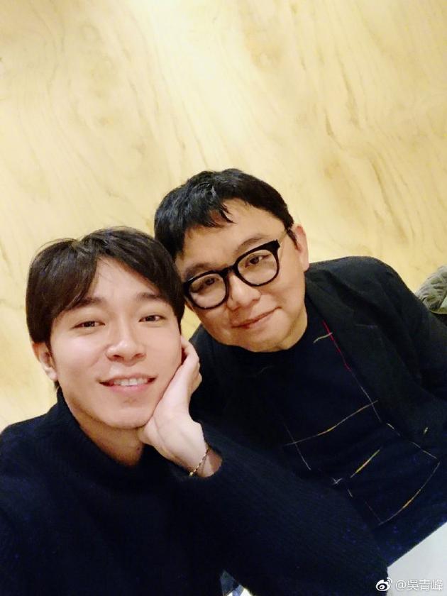 吴青峰与原公司老板