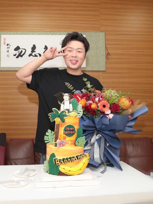 杜海涛33岁生日